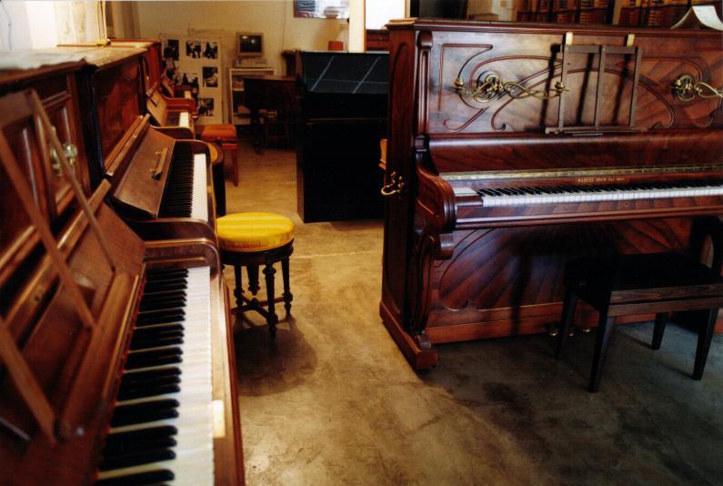 pascal herpin artisan facteur de pianos l 39 atelier le magasin. Black Bedroom Furniture Sets. Home Design Ideas